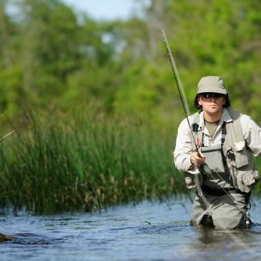 4 weight fly rod uses